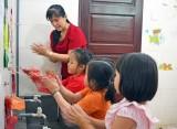 Cần Giuộc: Chủ động phòng bệnh truyền nhiễm ở các trường học