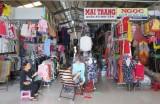 Tiểu thương tại lầu 1, chợ Tân An buôn bán ế ẩm, nợ tiền thuê mặt bằng