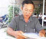 Chi nhánh Văn phòng đăng ký đất đai Đức Hòa xin lỗi ông Lê Văn Thủy do làm thất lạc, trễ hồ sơ