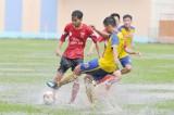U21 Long An đánh rơi chiến thắng trong những phút bù giờ