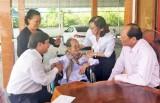TP.Tân An: Chung tay chăm lo người cao tuổi
