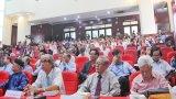 Hội thảo khoa học Tiền quân Nguyễn Huỳnh Đức: Nhân vật, võ nghiệp và di sản