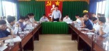 Phó Chủ tịch UBND tỉnh Long An kiểm tra công trình trọng điểm tại Cần Giuộc