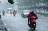 Nhiều khu vực có mưa rào và dông, đề phòng lốc, sét và gió giật mạnh