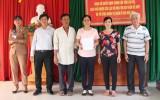 Thủ Thừa: Thành lập Nhà trọ an toàn về an ninh trật tự