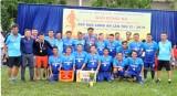 Bế mạc giải bóng đá Cúp Báo Long An lần thứ XI: Dũng Phong giành ngôi vô địch