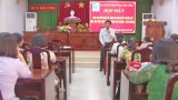 Kiến Tường: Họp mặt kỷ niệm 89 năm ngày Thành lập Hội LHPN Việt Nam