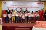 Bảo hiểm nhân thọ Dai-ichi Việt Nam tặng 40 suất học bổng cho trẻ em có hoàn cảnh khó khăn
