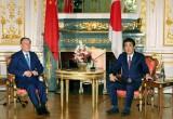 Nhật Bản, Trung Quốc chuẩn bị cho chuyến thăm của ông Tập Cận Bình
