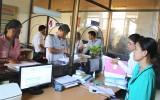 Đức Hòa: Hồ sơ trễ hẹn còn cao (chiếm gần 11%)