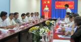 Ban Chỉ đạo 61 tỉnh Phú Yên trao đổi kinh nghiệm tại Long An