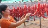 Lạp xưởng an toàn thực phẩm Cô Châu được người tiêu dùng ưa chuộng