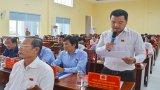 HĐND huyện Cần Giuộc tổ chức phiên chất vấn và trả lời chất vấn giữa kỳ họp