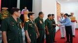 """Đại hội thi đua """"Cựu chiến binh gương mẫu"""" tỉnh Long An giai đoạn 2014-2019"""