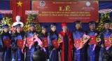 134 học viên nhận bằng thạc sĩ
