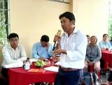 Kiến Tường: Đại biểu HĐND tỉnh Long An tiếp xúc cử tri trước kỳ họp thứ 17