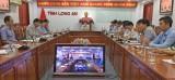 Hội nghị trực tuyến toàn quốc triển khai việc gửi, nhận văn bản điện tử