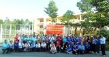 Cụm thi đua số 2, Công đoàn Viên chức tỉnh Long An kỷ niệm ngày Nhà giáo Việt Nam