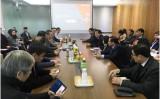 Đoàn công tác tỉnh Long An thăm và làm việc với Khu Công nghệ cao Pangyo và Liên minh các doanh nghiệp châu Á