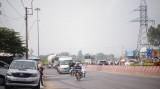 TP.Tân An: Đèn đường gần vòng xoay phường 5 không sáng