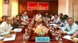 Hội nghị quán triệt Nghị quyết Đại hội đại biểu toàn quốc MTTQVN lần IX, nhiệm kỳ 2019 - 2024