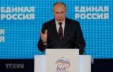 Đảng Nước Nga thống nhất xây dựng cương lĩnh mới cho bầu cử Duma 2021