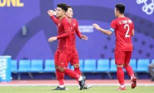 Đức Chinh rực sáng, U22 Việt Nam thắng đậm U22 Brunei ở SEA Games 30