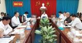 Tổ đại biểu số 5 HĐND tỉnh Long An đóng góp ý kiến trước kỳ họp thứ 17, HĐND tỉnh khóa IX