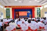 Cần Giuộc triển khai kế hoạch tổ chức Đại hội Đảng bộ các cấp nhiệm kỳ 2020-2025