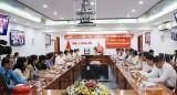 Hội nghị trực tuyến triển khai các văn bản pháp luật mới đợt 2 năm 2019