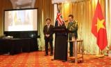 Giới thiệu Sách trắng Quốc phòng Việt Nam 2019 tại New Zealand