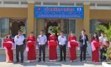 Tổng Lãnh sự quán Nhật Bản tại TP.HCM tài trợ xây phòng học tại huyện Vĩnh Hưng