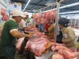 Sở Công Thương Long An bàn giải pháp ổn định cung cầu mặt hàng thịt heo