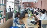 Chi hội Doanh nhân trẻ Bến Lức tổ chức Cà phê Doanh nhân tháng 12