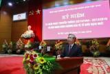 Ông Trần Quốc Vượng: Xây dựng quân đội vững mạnh về chính trị