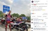 Chạy xe máy xuyên Việt chưa đến 20 giờ là vi phạm an toàn giao thông