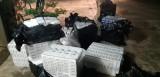 Thu giữ hơn 2.400 gói thuốc lá lậu ở biên giới Đức Huệ