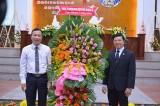 Lãnh đạo tỉnh Long An chúc mừng Lễ Giáng sinh tại Hội thánh Tin lành Tân An