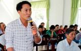 Đại biểu HĐND tỉnh Long An tiếp xức cử tri huyện Cần Đước, Tân Thạnh