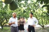 Ban Chỉ đạo thực hiện Kết luận 61 tỉnh Long An tham quan mô hình sản ứng dụng công nghệ cao tại Tây Ninh