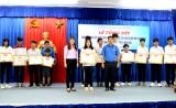 Long An trao giải 19 sản phẩm sáng tạo dành cho thanh, thiếu niên và nhi đồng