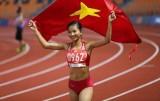 """Nguyễn Thị Oanh đoạt danh hiệu """"Vận động viên tiêu biểu năm 2019"""""""