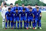 U23 Thái Lan thất bại trước ngày khai màn VCK U23 châu Á