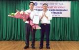 Ông Trần Sơn được bổ nhiệm giữ chức vụ Giám đốc Bảo hiểm xã hội tỉnh Long An