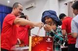 Quỹ Thiện Tâm cùng Báo Long An mang xuân ấm áp đến với hộ nghèo