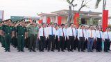 Long An viếng Nghĩa trang liệt sĩ tỉnh mừng Đảng quang vinh - mừng Xuân Canh Tý 2020