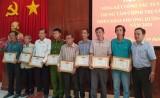 Tổng kết, trao giải hội thi Ảnh nghệ thuật và sưu tầm ảnh về huyện Bến Lức xưa năm 2019 mở rộng