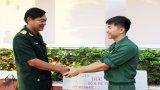 Bộ Chỉ huy Quân sự tỉnh Long An tổ chức Lễ tiễn quân năm 2020