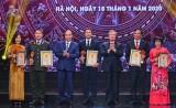 57 tác phẩm đoạt giải báo chí toàn quốc về xây dựng Đảng - Búa liềm vàng lần thứ IV năm 2019