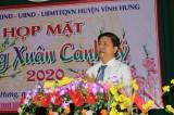 Vĩnh Hưng họp mặt mừng Xuân Canh Tý 2020